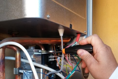 Potterton Boiler Servicing in Windsor